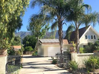 South California Retreat & Awesome Mountain Views, Ojai