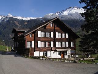 Ferienwohnung neu saniert und mit viel Charme, Grindelwald