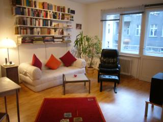 Individuelle Wohnung im lebendigen Kreuzberg