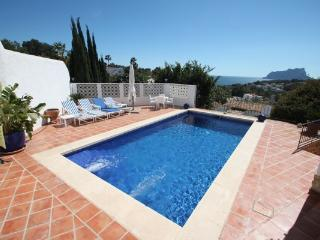 Argentario - seaview villa with private pool