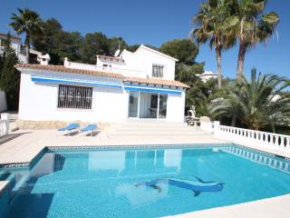 Buenavista - Viila with private pool in Benissa