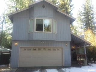 1879B Tahoe Mountain Home, quiet location, Echo Lake