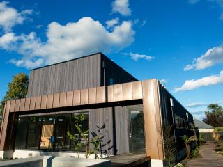 Blue Cedar House, Christchurch