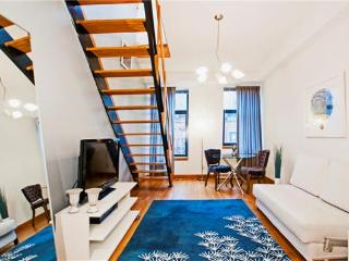 455-5B Duplex with terrace at Times Square, Nova York