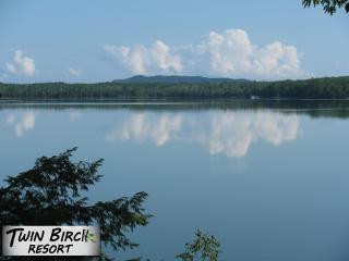Twin Birch Resort - Lakefront Cottages & Homes