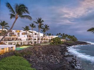 Large Unit for rent in a Lush Oceanfront Setting, Kailua-Kona