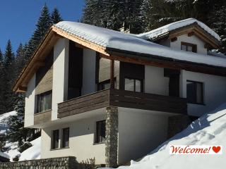 Family Chalet in a Breathtaking Setting in Kloster, Klosters Platz