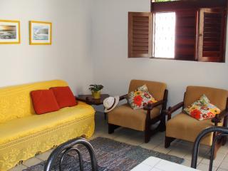 Apartamento acolhedor 3 ruas da praia!, João Pessoa