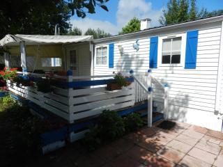 Loue Très Agréable Mobil home Climatisé 6 Places, Sainte-Eulalie-en-Born