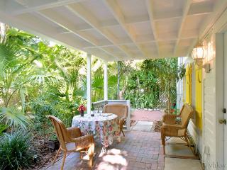Butterfly Garden ~ Monthly Rental, Key West
