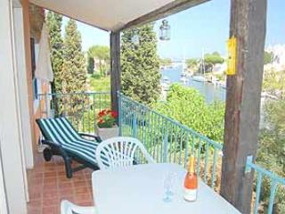 Superb Apartment with views of St Tropez, Port Grimaud
