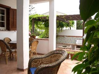 Villa by the sea at San Vito lo Capo