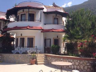pretty detached villa with spectacular sea views