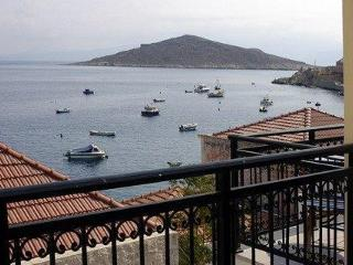 Michelangelo II sea view Maisonette, Halki