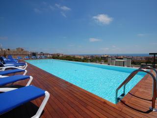 Apartamento 1 dormitorio con terraza., Sitges