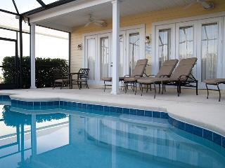 Patriots Harmony - 5br/5bath, Private Screened Pool, FREE Waterpark Access