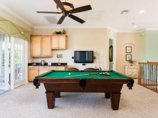 Homestead Oak - 5bd/5.5bath, Pvt Pool/Spa, Game Room, FREE Waterpark Access