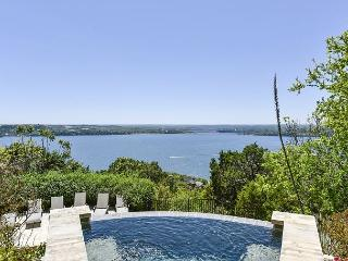 Panoramic Lake Travis Views from a Pool and Spa - Luxury Hill Country Getaway, Volente