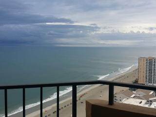 Penthouse Oceanfront Condo Designer Decorated, Myrtle Beach