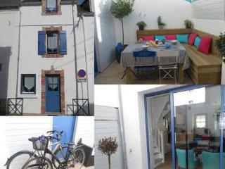 Maison cosy classee 4* centre Quiberon + velos