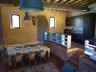 Appartement 5 pers. dans maison de caractère près de Toulouse-Blagnac et Airbus