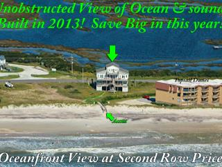 New River Inlet Rd 1800  Discounts Available- See Description!!, North Topsail Beach
