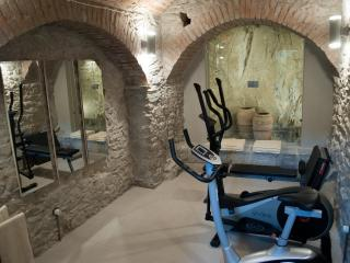 Gym Suite (Luxury Apartments), Manarola
