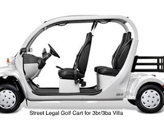 Lanihonua - 3br/3ba Villa w/Golf cart, 2 king mstr, Kapolei