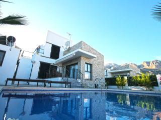 Villa de 3 habitaciones a 7 km de la playa, Polop