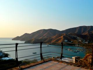 * Beach House * Ocean view+Pool+terrace- Colombia, Taganga
