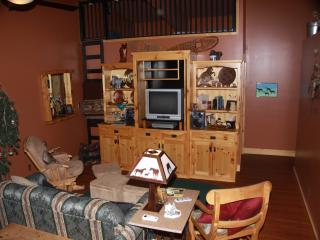 Vacation Rental at Rock and A Hard Place Ranch, Laramie