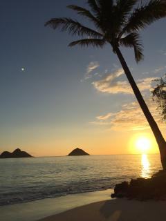 Lanikai point