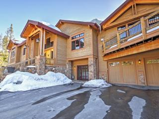 'Sapphire Lodge' 4BR Breckenridge House w/Hot Tub!