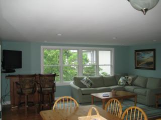 Classic Oceanside Duplex,  3 Bedrooms 1 Bath AC, Barnegat Light