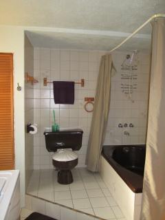 Salle de bain complète- bathroom with bathtub