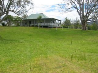 Old Schoolmaster's Cottage on the Barrington River