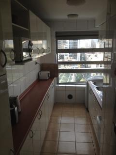 Fully equipped kitchen & washing machine