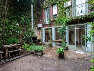 Casa con jardin en el corazon de Palermo Soho