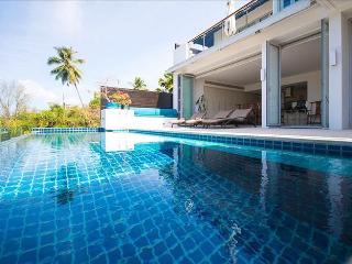 Stunning Surin 4 Bed Seaview Villa