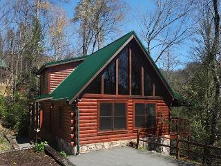Mountain Elegance, 2 Bedrooms, Theater, Hot Tub, Pool Table, Sleeps 8, Gatlinburg