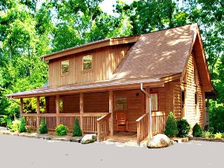 Buckhorn  Jetted Tub  King Beds  WiFi  Fireplace  Hot Tub  Free Nights, Gatlinburg