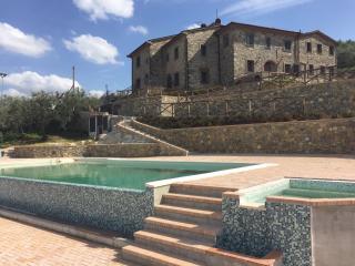 Appartamento Ciliegio in Agriturismo Sasso Regino
