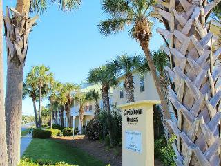 Caribbean Dunes 122, this condo is just across the street from the Beach!, Destin