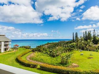 Cliffs at Princeville #7302 Ocean Bluff North Shore Resort, Free Wifi/Parking