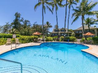 Kaha Lani #115, Ocean View, Ground Floor, Steps to Beach & Coastal Bike Path, Lihue