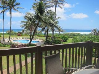 Kaha Lani Resort #206, Ocean View, Steps to the Beach, Free Wifi & Parking, Lihue