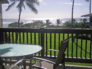 Kaha Lani Resort #214, Ocean View, Steps to Beach, Free Wifi & Parking, Lihue
