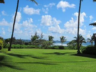 Kaha Lani Resort #114, Ocean View, Steps to Beach, Free Wifi & Parking, Lihue
