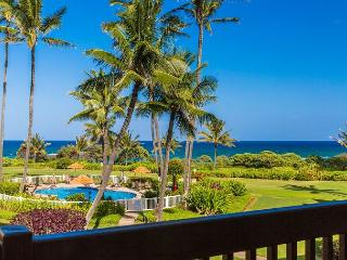 Kaha Lani Resort #206, Ocean View, Steps to the Beach, AUG/SEP STAY SPECIALS!