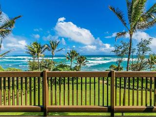 Kaha Lani Resort #326, Oceanfront, Steps to Beach, Free WiFi & Parking, Lihue